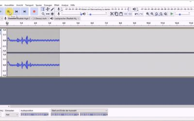 Video Tutorial Audacity