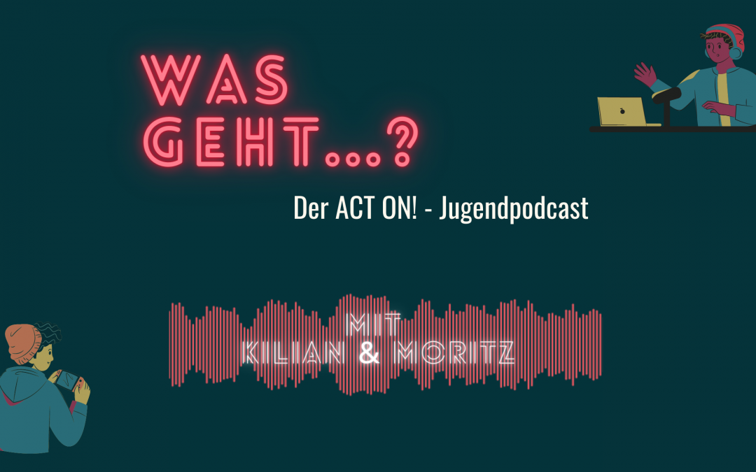 Hört rein in Episode #8 unseres Podcasts