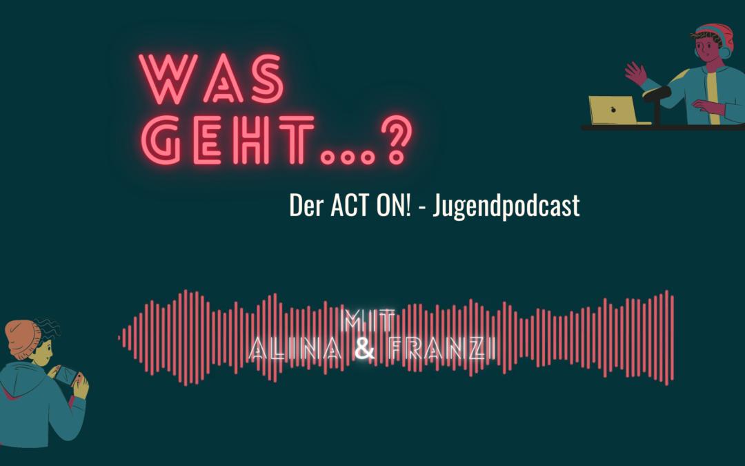 In Podcastfolge #9 wird's politisch!