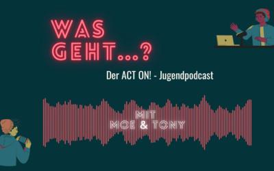 Finale Episode unseres Podcasts veröffentlicht