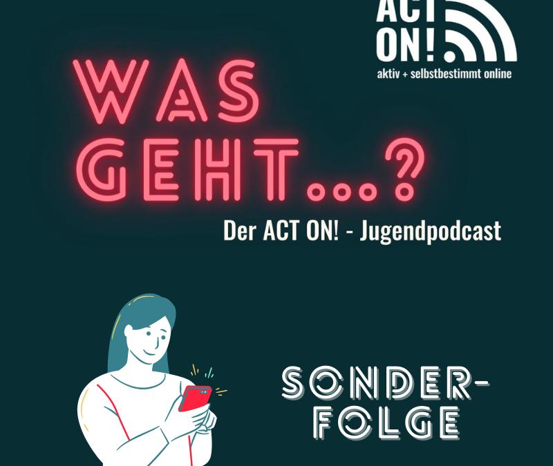 Podcast-Sonderfolge zum neuen Jugendschutzgesetz